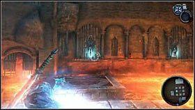 Pojawią się kamienne platformy [1] - Katedra Zmierzchu (4) - Opis przejścia - Darksiders - PC - poradnik do gry