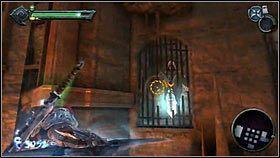 Ponownie zmieni się poziom platform [1] - Katedra Zmierzchu (4) - Opis przejścia - Darksiders - PC - poradnik do gry