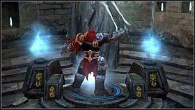 Naszym pierwszym celem jest komnata na północnym zachodzie - Katedra Zmierzchu (4) - Opis przejścia - Darksiders - PC - poradnik do gry