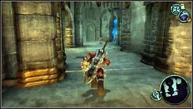 12 - Katedra Zmierzchu (4) - Opis przejścia - Darksiders - PC - poradnik do gry