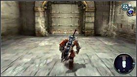 Użycie go spowoduje wypłynięcie pierwszej wysepki [1] - Katedra Zmierzchu (4) - Opis przejścia - Darksiders - PC - poradnik do gry