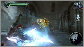 Oprócz tego Nadzorca przyzywa grupki słabych demonów [1] - Nadzorca - Opis przejścia - Darksiders - PC - poradnik do gry