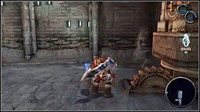 Podpalamy granat i wysadzamy ścianę [1] - Nadzorca - Opis przejścia - Darksiders - PC - poradnik do gry