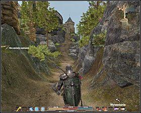 Mo�esz ju� wybra� si� do zamku Srebrow�d - Srebrow�d (1) - Zadania g��wne - Arcania: Gothic 4 - poradnik do gry