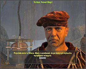 Po krótkiej wędrówce dotrzesz do miejsca, w którym przebywa Vultus, Kowal Magii #1 - Bagna (1) - Zadania główne - Arcania: Gothic 4 - poradnik do gry