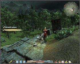 Po wykonaniu questu z chramem żywiołów porozmawiaj z Zyrą (M7A, 9) i wybierz pierwszą opcję dialogową - Deszcz - Bagna (2) - Zadania główne - Arcania: Gothic 4 - poradnik do gry