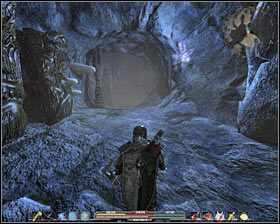 W jaskiniach czekaj� Ci� walki z kolejnymi jaszczurami #1 - Bagna (2) - Zadania g��wne - Arcania: Gothic 4 - poradnik do gry
