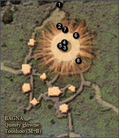 1 - Bagna - Mapy - Zadania główne - Arcania: Gothic 4 - poradnik do gry
