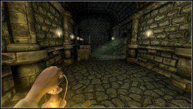 1 - Cellar Archives - Opis przej�cia - Amnesia: Mroczny Ob��d - poradnik do gry