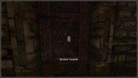 Za kratą jesteśmy bezpieczni - przynajmniej na chwilę - Cellar Archives - Opis przejścia - Amnesia: Mroczny Obłęd - poradnik do gry