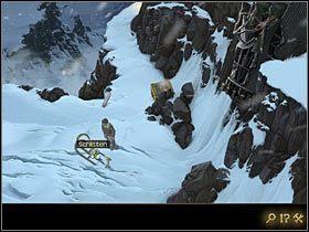 1 - Rozdział II - Sekret w górach (1) - Opis przejścia - Lost Horizon - poradnik do gry