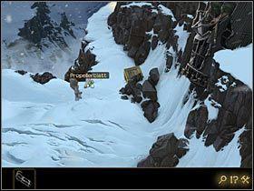 2 - Rozdział II - Sekret w górach (1) - Opis przejścia - Lost Horizon - poradnik do gry