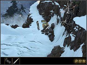 3 - Rozdział II - Sekret w górach (1) - Opis przejścia - Lost Horizon - poradnik do gry