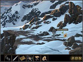 4 - Rozdział II - Sekret w górach (1) - Opis przejścia - Lost Horizon - poradnik do gry