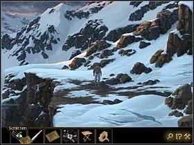 6 - Rozdział II - Sekret w górach (1) - Opis przejścia - Lost Horizon - poradnik do gry