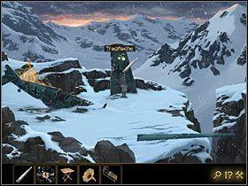 7 - Rozdział II - Sekret w górach (1) - Opis przejścia - Lost Horizon - poradnik do gry
