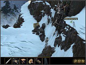 9 - Rozdział II - Sekret w górach (1) - Opis przejścia - Lost Horizon - poradnik do gry
