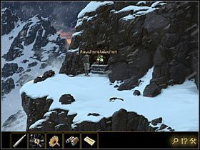 12 - Rozdział II - Sekret w górach (1) - Opis przejścia - Lost Horizon - poradnik do gry