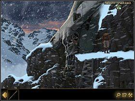 2 - Rozdział II - Sekret w górach (2) - Opis przejścia - Lost Horizon - poradnik do gry