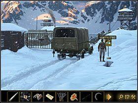 3 - Rozdział II - Sekret w górach (2) - Opis przejścia - Lost Horizon - poradnik do gry