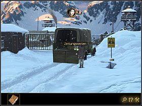 4 - Rozdział II - Sekret w górach (2) - Opis przejścia - Lost Horizon - poradnik do gry