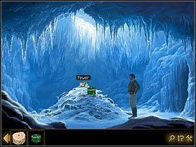 11 - Rozdział II - Sekret w górach (2) - Opis przejścia - Lost Horizon - poradnik do gry