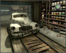 #43 - Parkingowy (Tony) - Opis przejścia - Mafia II: Joe's Adventures - poradnik do gry