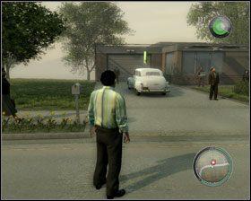 #42 - Parkingowy (Tony) - Opis przejścia - Mafia II: Joe's Adventures - poradnik do gry