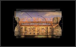 Znak Lotniska McCarran [Camp McCarran ] (MsB:28) - Klasyczna inspiracja | Zadania poboczne - Fallout: New Vegas - poradnik do gry