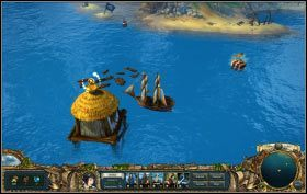 Krasnolud na wodzie - niecodzienny to widok - Szkarłatny wiatr - Zadania - Kings Bounty: Nowe Światy - poradnik do gry