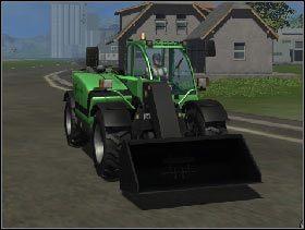 Ich funkcjonalność jest taka sama - nawet ich cena jest identyczna w porównaniu do końcówek do wspomnianego ciągnika - Traktory - Sprzęt - Symulator Farmy 2011 - poradnik do gry