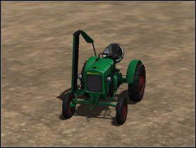 Cena: 50 000 z� - Traktory - Sprz�t - Symulator Farmy 2011 - poradnik do gry