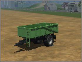 Cena: 10 000 z� - Przyczepy - Sprz�t - Symulator Farmy 2011 - poradnik do gry