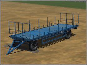 Cena: 3 600 z� - Przyczepy - Sprz�t - Symulator Farmy 2011 - poradnik do gry