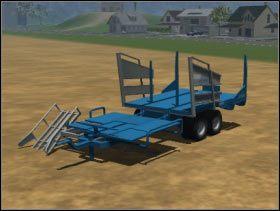 Cena: 110 000 z� - Przyczepy - Sprz�t - Symulator Farmy 2011 - poradnik do gry