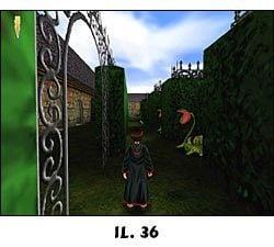 Jeszcze nie znasz odpowiedniego czaru, wi�c jeste� zdany na sw�j spryt i zr�czno�� - Solucja cz.5 - Harry Potter i Kamie� Filozoficzny - poradnik do gry