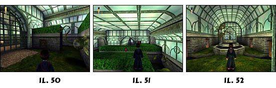 Następna sala to miejsce gdzie natkniesz się na magiczną fontannę - Solucja cz.6 - Harry Potter i Kamień Filozoficzny - poradnik do gry