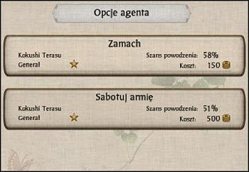 Dobry zamach nie jest zły. - Agenci i dowódcy - optymalna ścieżka rozwoju (2) | Piórem i podstępem - Total War: SHOGUN 2 - poradnik do gry