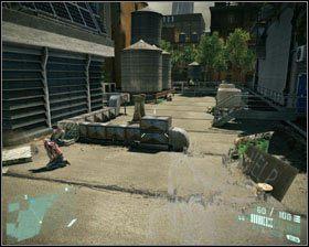 #131 - Strażnicy bram (1) - Opis przejścia - Crysis 2 - poradnik do gry