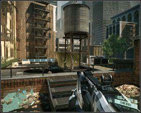 #133 - Strażnicy bram (1) - Opis przejścia - Crysis 2 - poradnik do gry