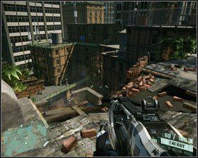 #134 - Strażnicy bram (1) - Opis przejścia - Crysis 2 - poradnik do gry