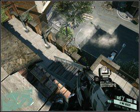 #135 - Strażnicy bram (1) - Opis przejścia - Crysis 2 - poradnik do gry