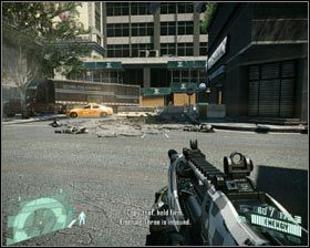 #136 - Strażnicy bram (1) - Opis przejścia - Crysis 2 - poradnik do gry