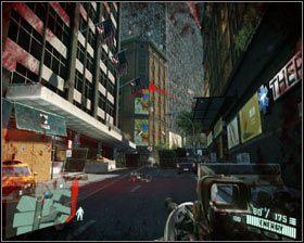 #138 - Strażnicy bram (1) - Opis przejścia - Crysis 2 - poradnik do gry