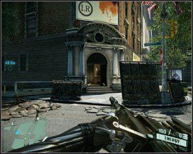 #139 - Strażnicy bram (1) - Opis przejścia - Crysis 2 - poradnik do gry
