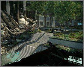 #140 - Strażnicy bram (1) - Opis przejścia - Crysis 2 - poradnik do gry