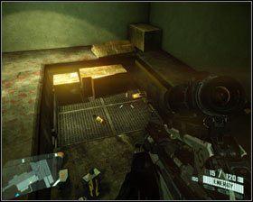 #121 - Szczur doświadczalny (2) - Opis przejścia - Crysis 2 - poradnik do gry
