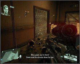 #126 - Szczur doświadczalny (2) - Opis przejścia - Crysis 2 - poradnik do gry