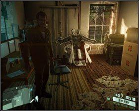 #127 - Szczur doświadczalny (2) - Opis przejścia - Crysis 2 - poradnik do gry