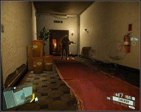 #129 - Szczur doświadczalny (2) - Opis przejścia - Crysis 2 - poradnik do gry